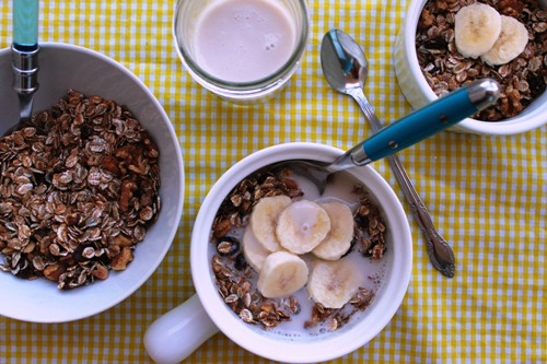 Basic Granola Recipe