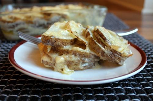 Spinach-Artichoke Scalloped Potatoes Recipes — Dishmaps
